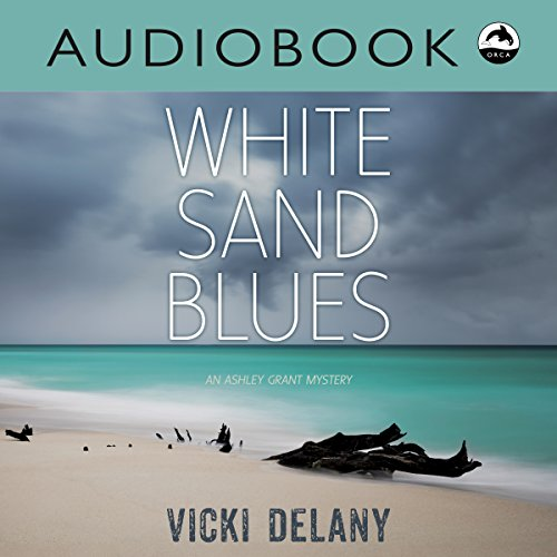 White Sand Blues audiobook cover art