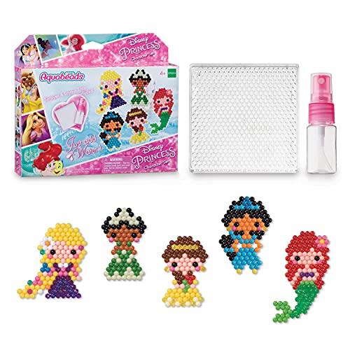 Aquabeads 30238 Disney Prinzessinnen Figurenset - Bastelset