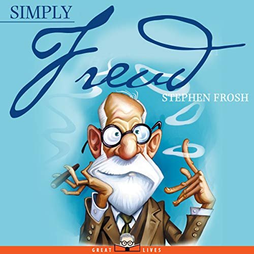 Simply Freud audiobook cover art
