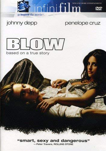Blow by Johnny Depp