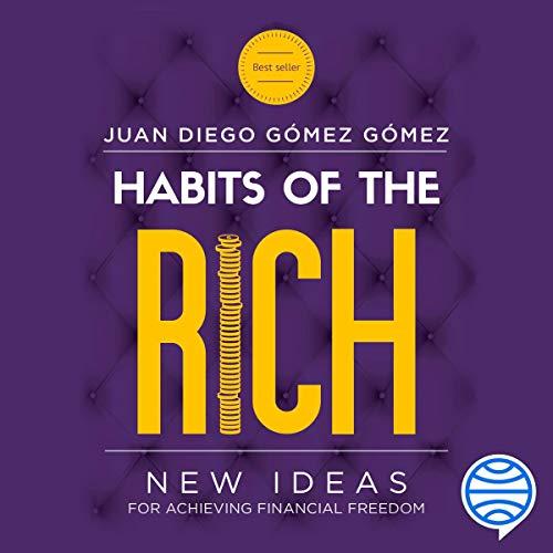 Diseño de la portada del título Habits of the Rich