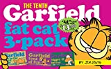 Garfield Fat Cat 3-Pack #10: Contains: Garfield Life in the Fat Lane (#28); Garfield Tons of Fun (#29); Garfield Bigger and Better (#30))