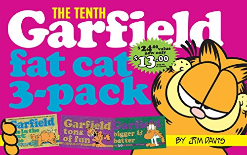 Garfield Fat Cat 3-Pack #10: Contains: Garfield Life in the Fat Lane (#28); Garfield Tons of Fun (#2