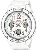 [カシオ] 腕時計 ベビージー BGA-150EF-7BJF ホワイト