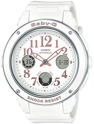[カシオ]腕時計ベビージーBGA-150EF-7BJFホワイト