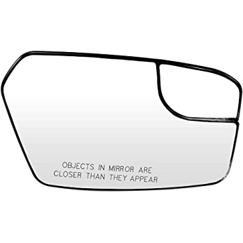 Amazon Com Aintier Passenger Side Towing Mirror Glass Compatible With 2011 2012 For Ford Fusion Lincoln Mkz 2011 Mercury Milan Chrome Blind Spot Tow Mirror Automotive