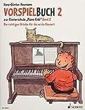 Vorspielbuch 2: zur Klavierschule 'Piano Kids' Band 2. Klavier.