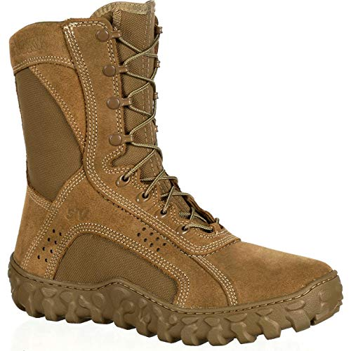 ROCKY Men's RKC050 Military and Tactical Boot, Coyote...