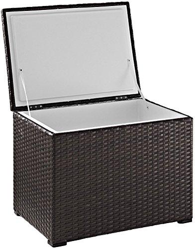 wicker patio cooler - 8