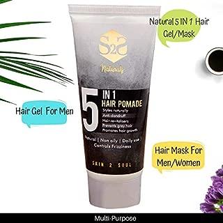 S2SNaturals Natural Hair Styling Gel for Men (100 g)