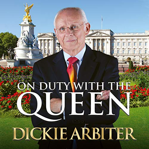 On Duty with the Queen cover art