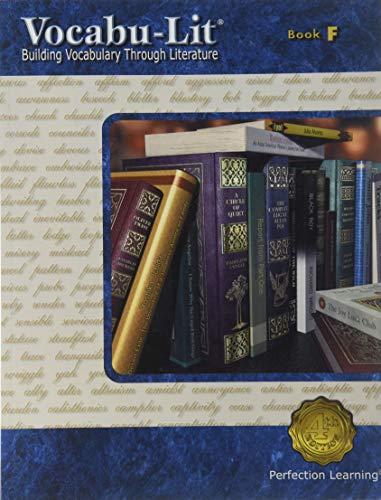 Vocabu-lit Book F: Building Vocabulary Through Literature
