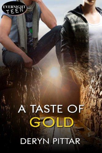 Book: A Taste of Gold by Deryn Pittar