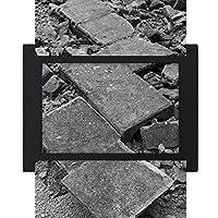 工業材料モデリングの写真 デスクトップフォトフレーム画像ブラックは、芸術絵画7 x 9インチ