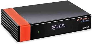 GT Media V8 Nova DVB-S2 Decodificador Satélite Receptor de TV Digital con Wi-Fi Incorporado / SCART / 1080P Full HD / FTA ...