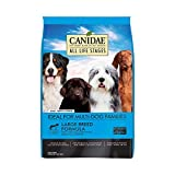 Canidae All Life Stages Large Breed Dry Dog Food, Turkey Meal and Rice, 30lbs