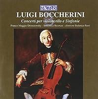Cello Concertos & Symphonies by L. Boccherini (2007-09-04)
