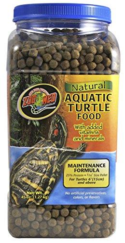 Zoo Med Aquatic Turtle Food 45 Oz