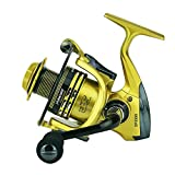 JZLBYZWM Spinnrolle Leichte Angelrolle for das Outdoor-Hochseefischerrad Asian Wheel Rocker Ice...