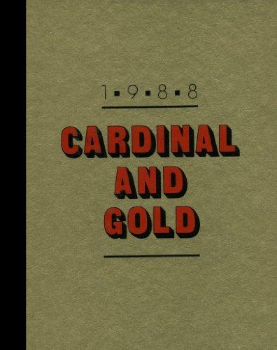 (Reprint) 1988 Yearbook: Calvert Hall College High School, Towson, Maryland