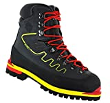 Fitwell Antares steigeisenfeste Bergschuhe/Alpinstiefel mit Vibramsohle Made IN Italy (UK 8 - EU 42)