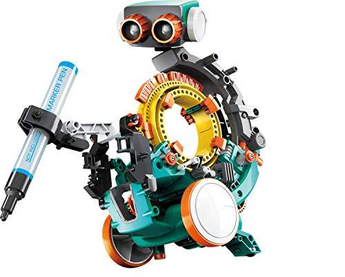エレキット ロボット工作キット ビットさん パソコンを使わないプログラミングロボ MR-9109