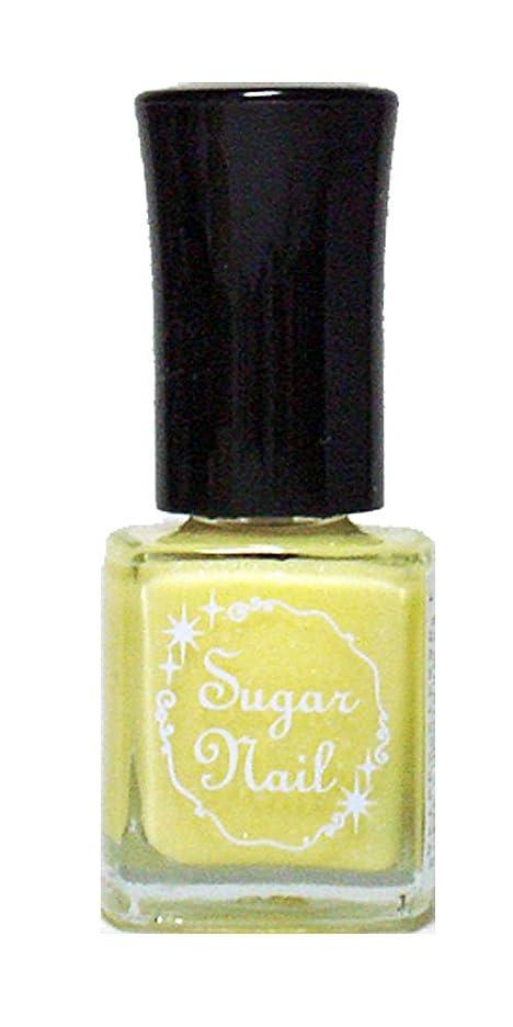浸した和らげる三角形TM シュガーネイル (爪化粧料) TMSN1505 レモン