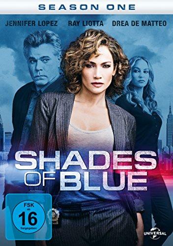 Shades of Blue - Staffel 1 [3 DVDs]