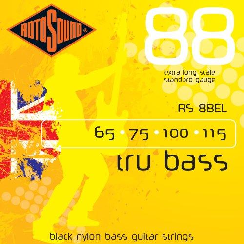 Rotosound RS88EL - Juego de cuerdas para bajo de...