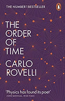 The Order of Time by [Carlo Rovelli]