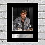 Russell Crowe Photo montée The Nice Guys