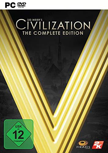 Sid Meier's Civilization V - Complete Edition [Importación alemana]