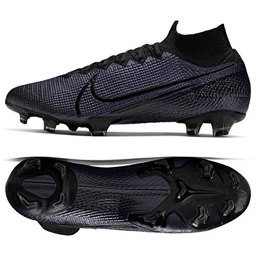 Nike Mercurial Superfly 7 Elite FG Soccer Cleats (Numeric_8_Point_5) Black