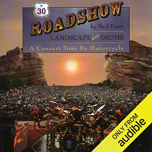 Roadshow audiobook cover art