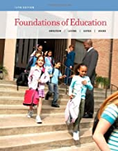 Best foundations of education 12th edition Reviews