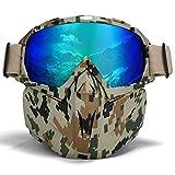 Gafas De Esqui MujerMáscara De Moto De Nieve Gafas De Esquí Protección Uv Gafas De Snowboard Máscara De Invierno A Prueba De Viento Hombres Mujeres Deportes De Nieve Gafas