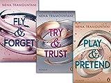 Soho-Love-Reihe von Nena Tramountani   Fly & Forget + Try & Trust + Play & Pretend   3er Set als Taschenbuch