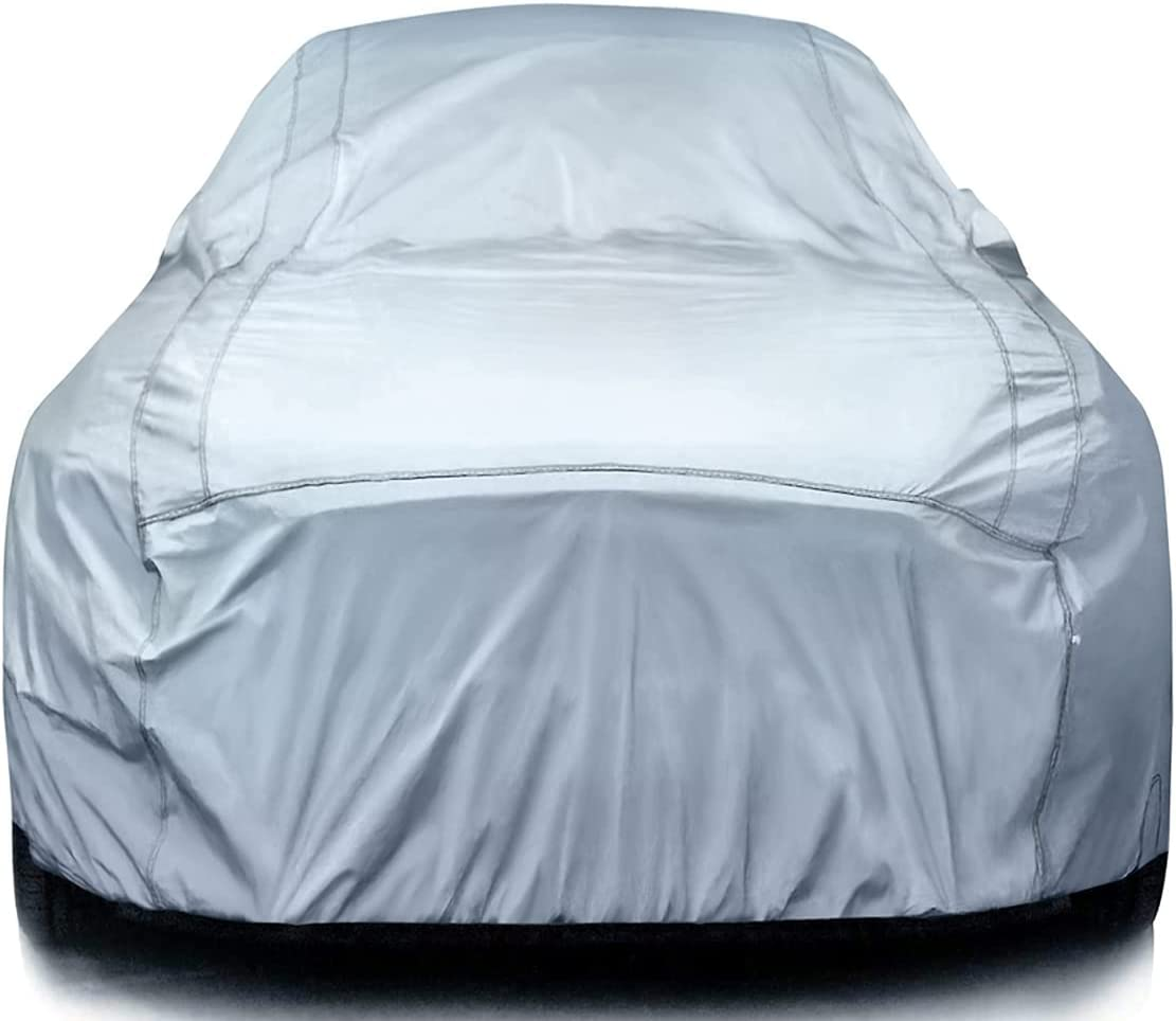 Colorado Springs Free shipping anywhere in the nation Mall iCarCover 18-Layers Custom-Fit All Waterproof Weather Automobile