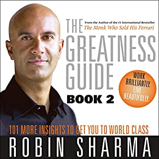 The Greatness Guide Book 2 audiobook cover art