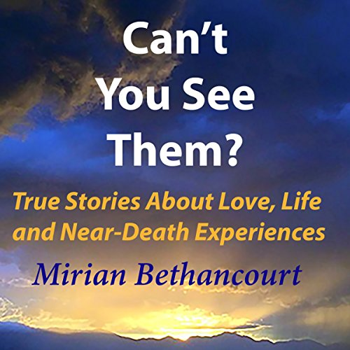 Can't You See Them? audiobook cover art