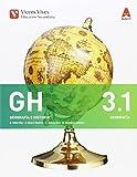 GH 3. Libro 1 y 2 Geografía. Comunitat Valenciana (Aula 3D): 000002 - 9788468234496