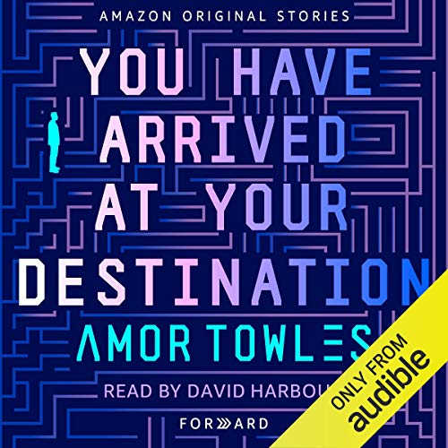 You Have Arrived at Your Destination cover art