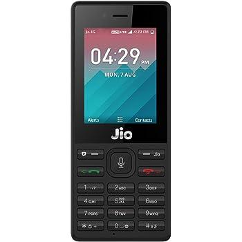 JioPhone (Black)-Security Deposit: Amazon.in: Electronics