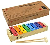 MUSICUBE Xylophone for Kids Baby Xylophone with Professional...