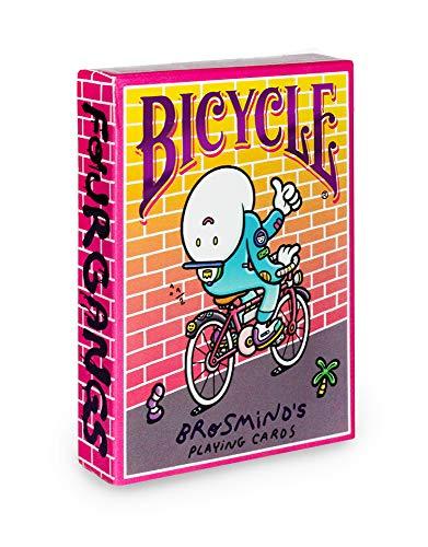 Bicycle Brosmind Four Gangs Playing…