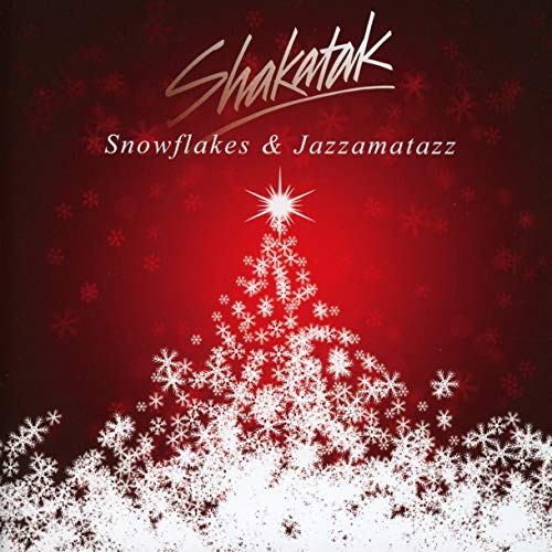 Snowflakes and Jazzamatazz-the Christmas Album