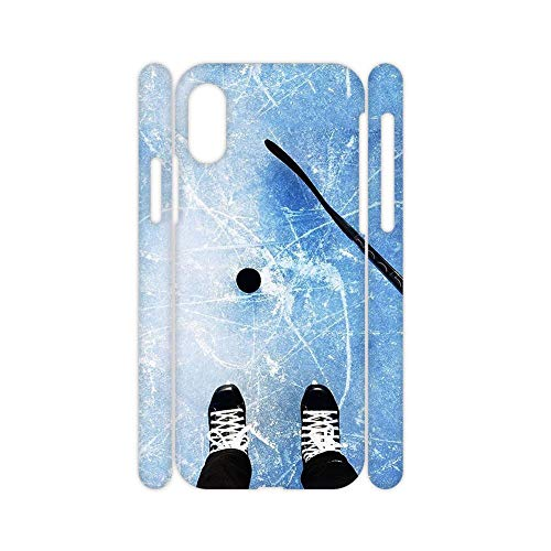Beautify Kid Phone Cases Hard Plastic Compatible with Samsung A70 Printing Hockey 5 Choose Design 69-3