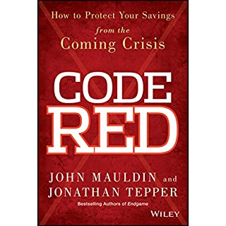 Code Red cover art