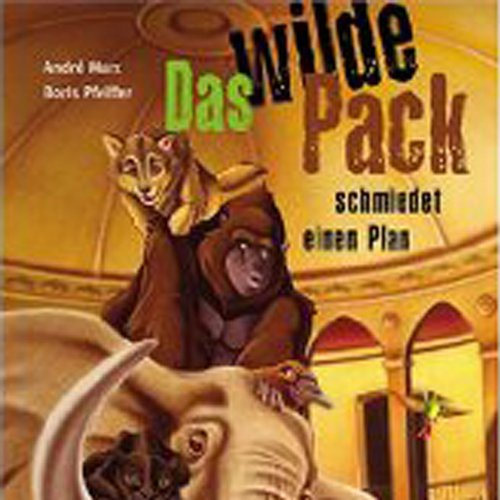 Das wilde Pack audiobook cover art