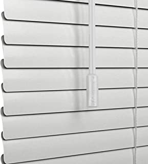 Aluminium Venetian Blinds, Visibility, Light And Glare Protection, Wall And Ceiling Mounting, Mounting Kit Included, Multi...